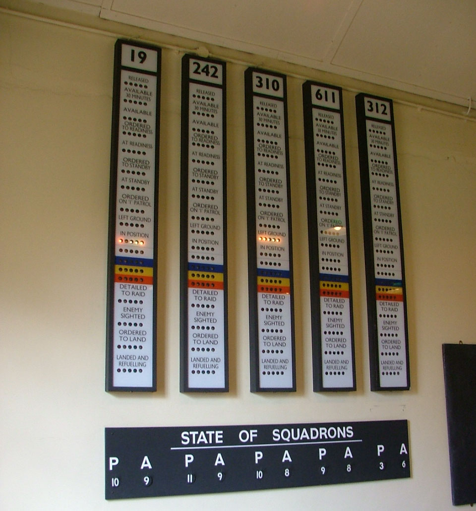 a photo of a series of nboards with numbers on them