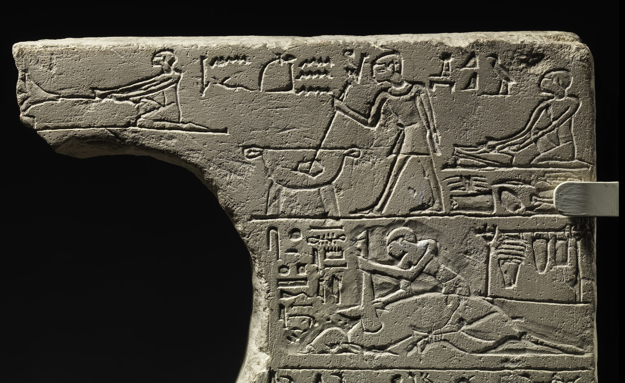 Magical And Mysterious An Ancient Egyptian Stone Stela