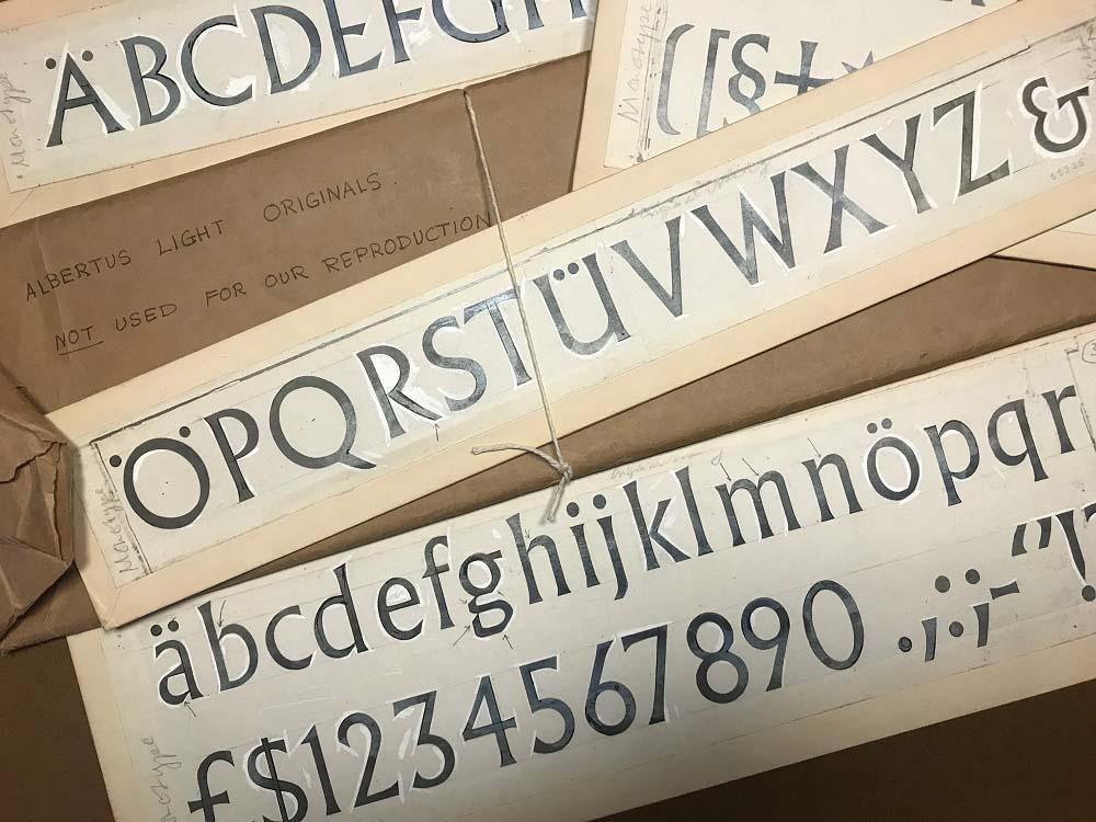 a photo of a series of handwritten alphabets