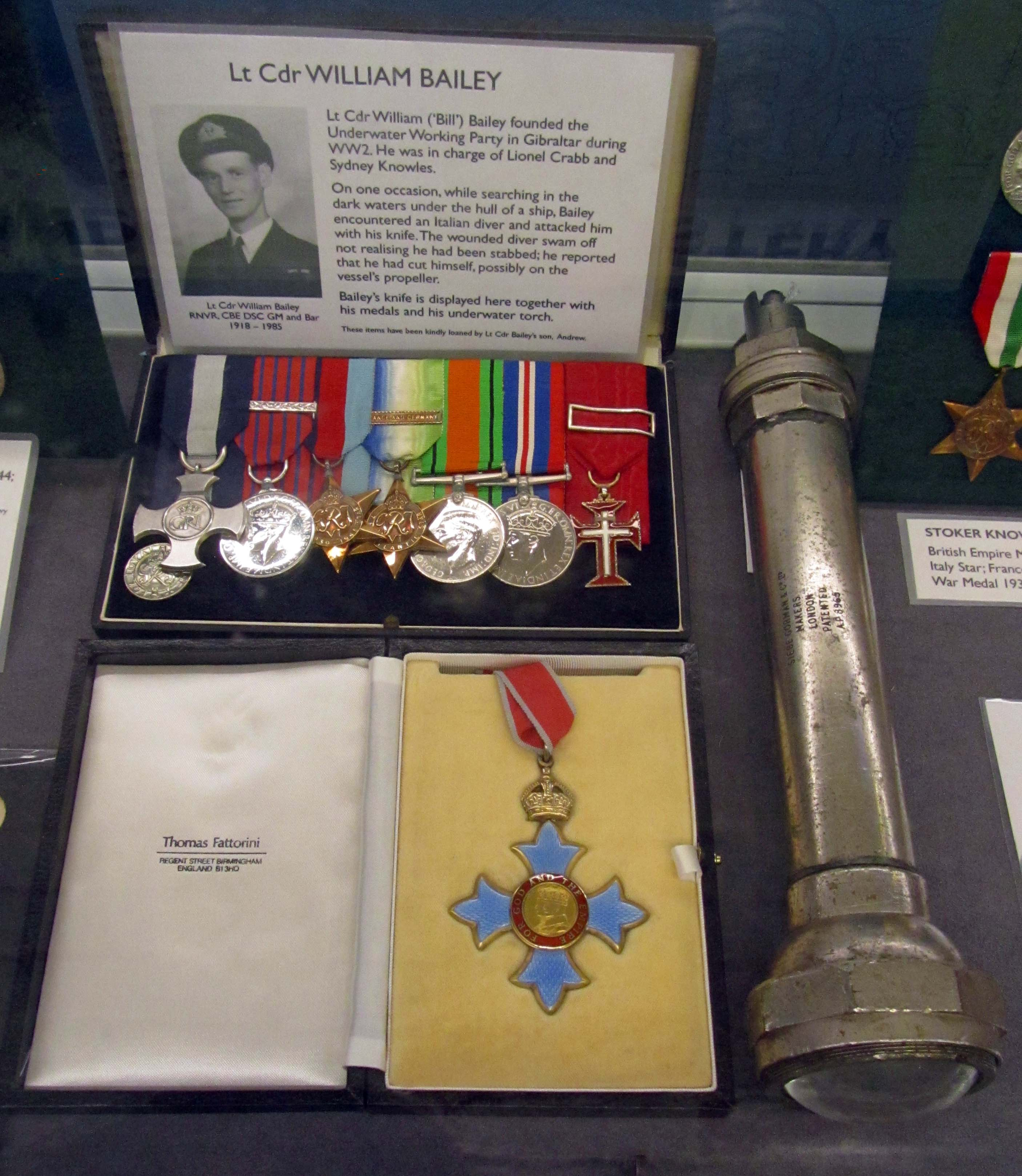 a photo of a group of medals in a display case
