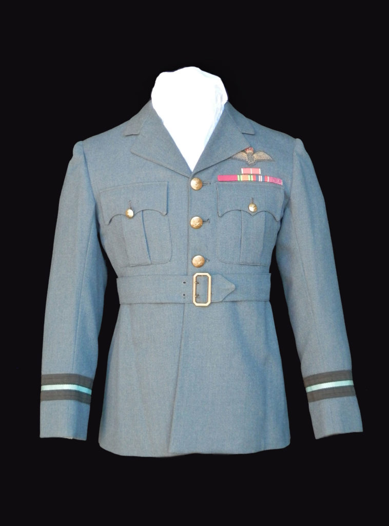 photograph of RAF dress tunic