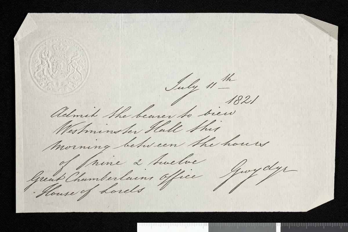 a photo of a handwritten note