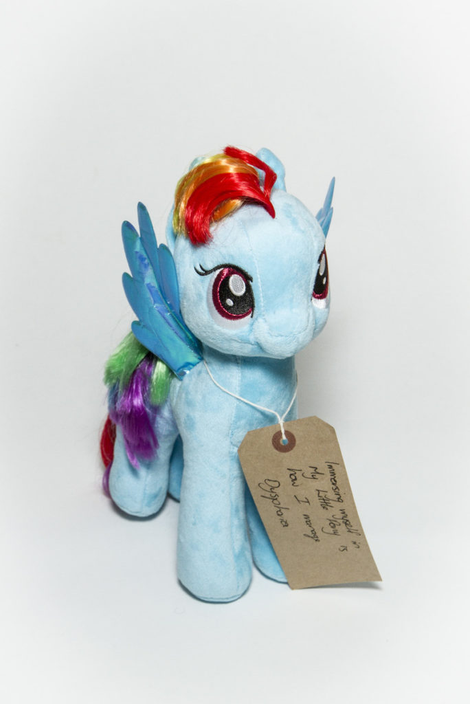 """""""Immersing myself in My Little Pony is how I manage dysphoria"""""""