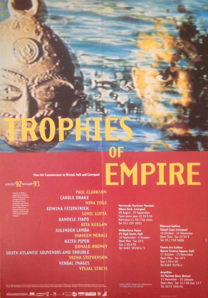 Trophies of Empire poster
