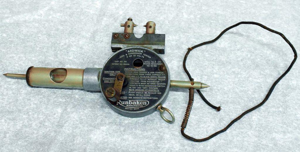a photo of a mystery valve instrument