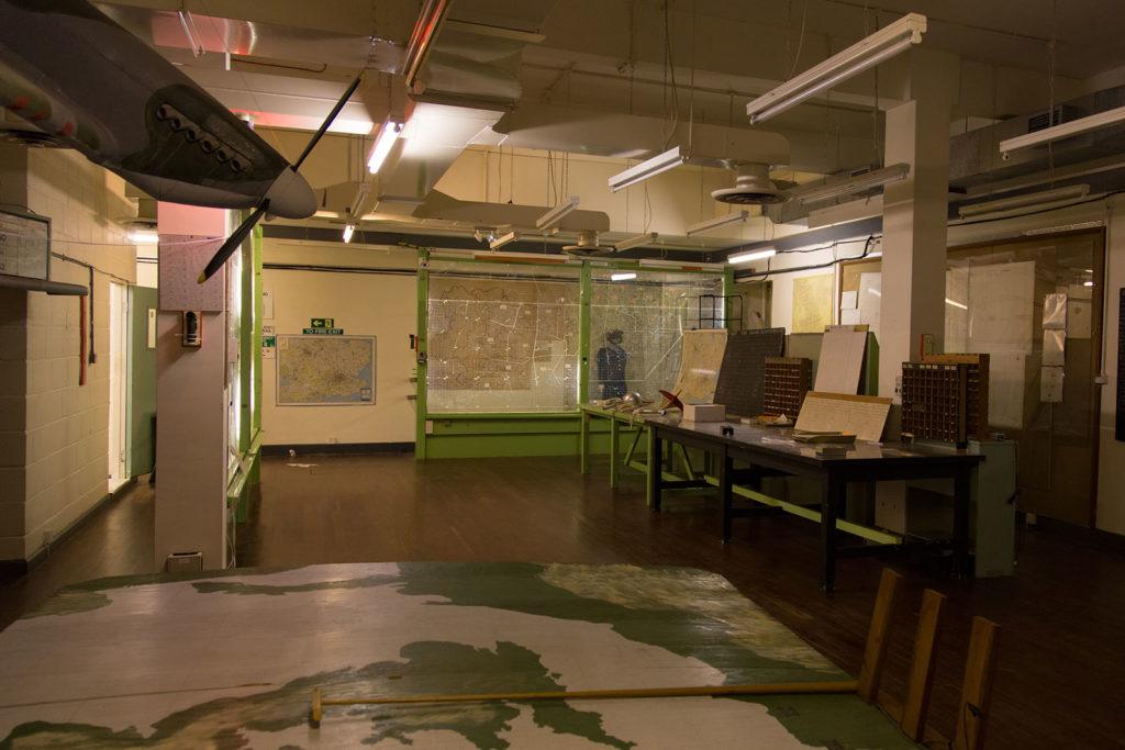 Inside Kelvedon Hatch Secret Nuclear Bunker