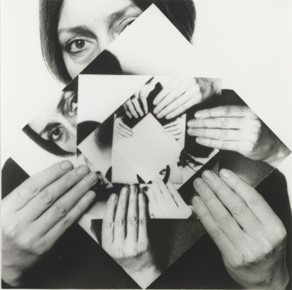 Seven Twists V by Dora Maurer