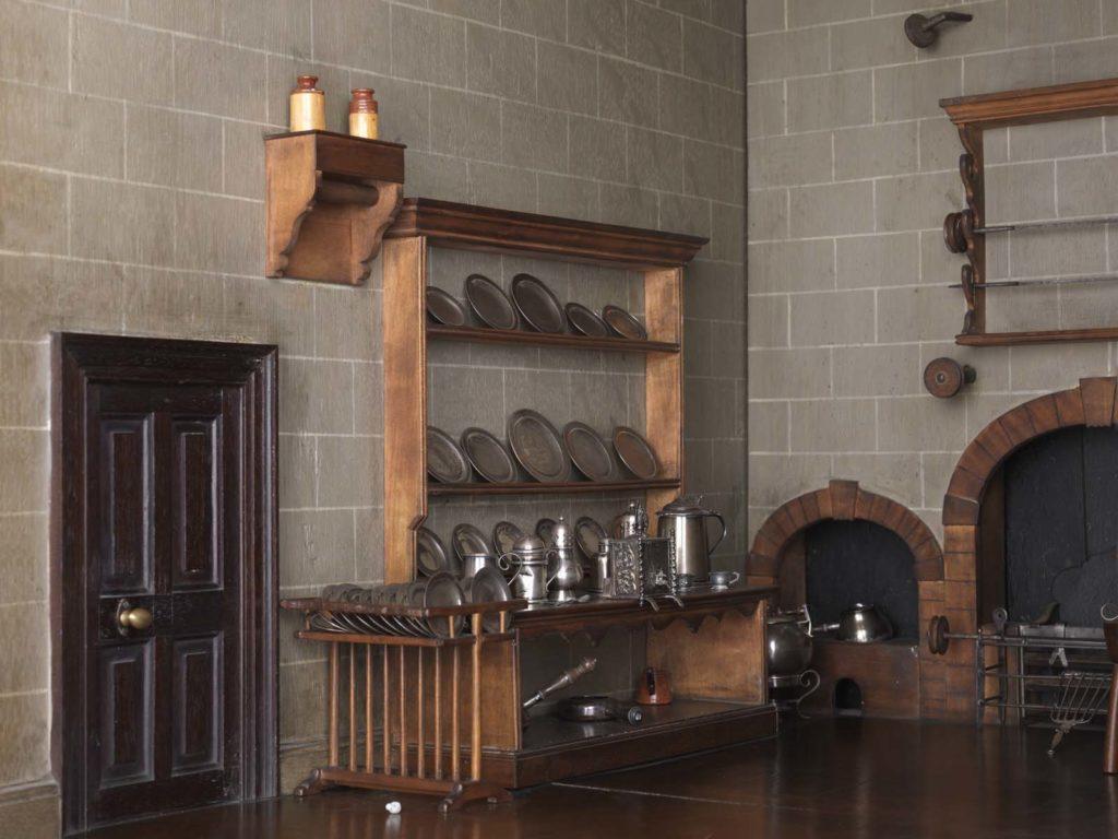 a photo of a model kitchen