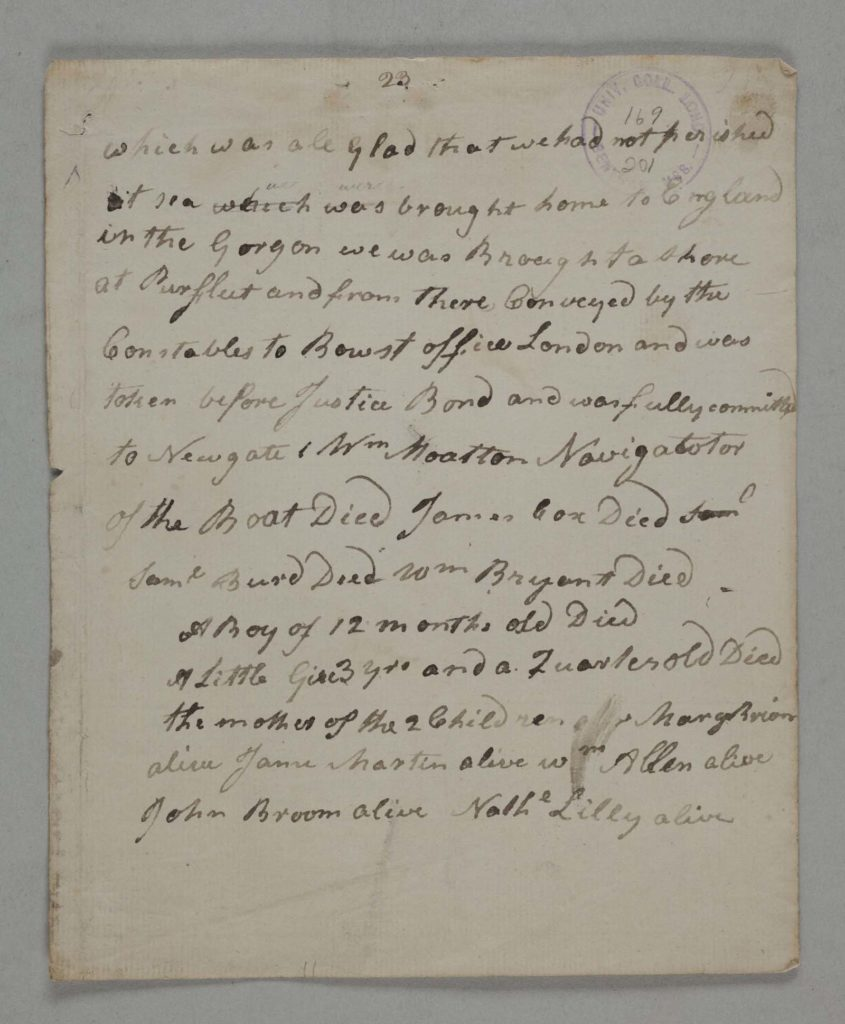 handwritten manuscript in cursive text