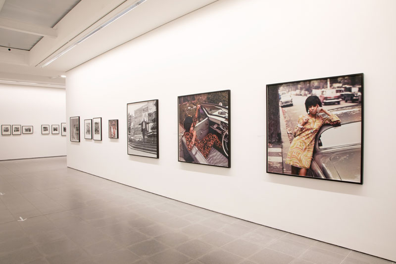 photographic exhibition on display in the Serpentine North Gallery