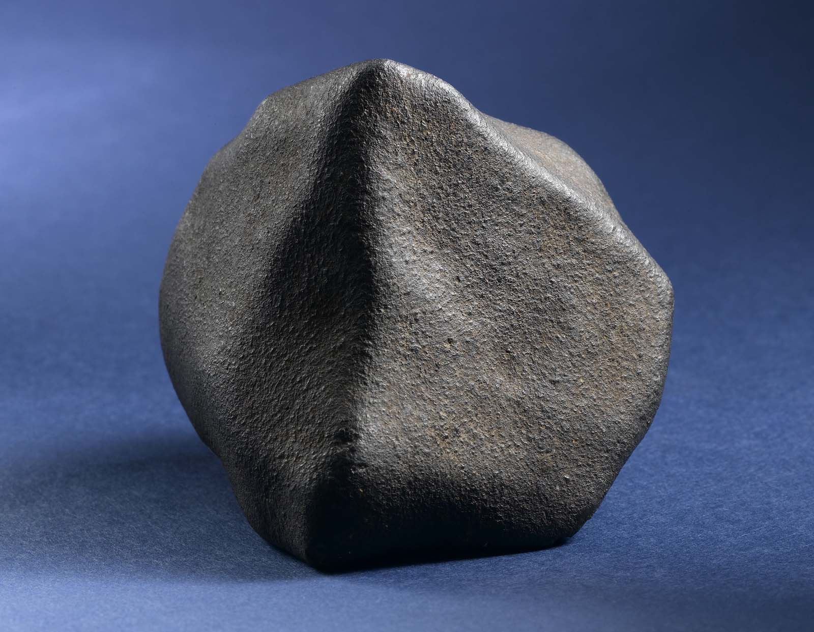photo of a grey rock